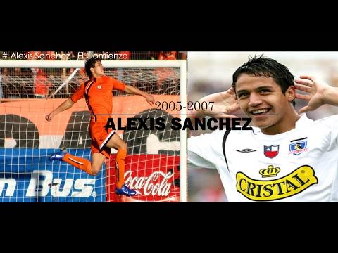 Alexis Sánchez - Cobreloa / Colo - colo
