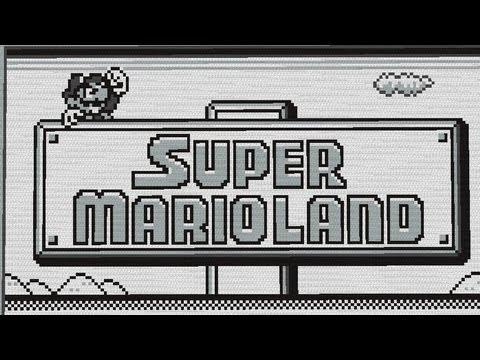 Three guys Recreated the First Level of 'Super Mario Land' Using 18 Million Minecraft Blocks