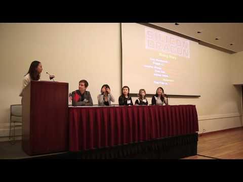 Silicon Dragon LA 2016: Panel - Rising Star Innovators
