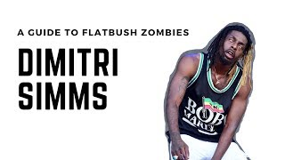 A GUIDE TO FLATBUSH ZOMBIES: Dimitri Simms
