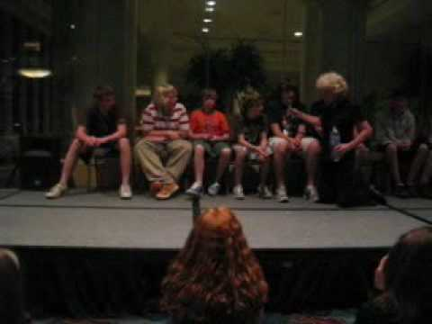 Comedy Hypnosis Show 2- Running for president