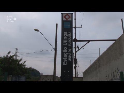 Estação Utinga; passageiros ainda relatam insegurança