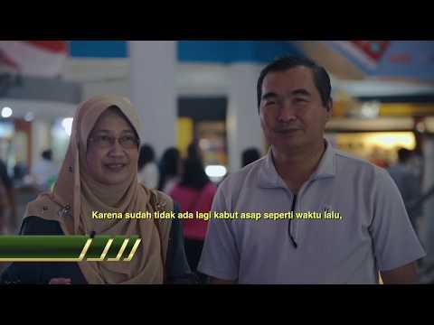 Keberhasilan Indonesia Dalam Pengendalian Kebakaran Hutan dan Lahan Diakui Negara Tetangga