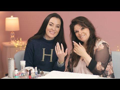Gel nails - 2 Nail Pros Try At Home DIY Nail Products