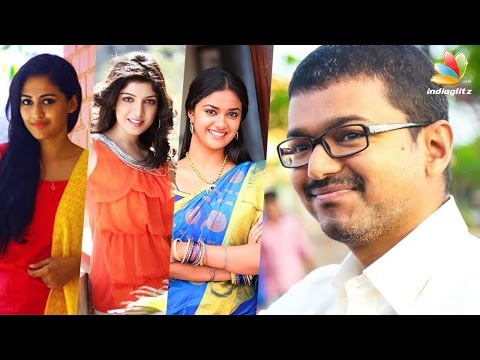 Vijays-humble-nature-stunned-me--Vijay-60-actress-Papri-Ghosh-Keerthi-Suresh