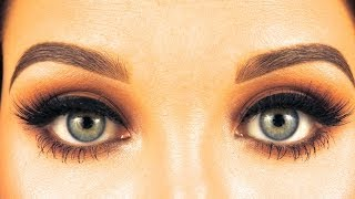 How To Fill In / Sculpt Eyebrows - YouTube