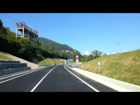 Con CiaoComo nel nuovo tunnel di Pusiano: un minuto per evitare il caos