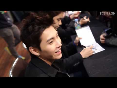 FTISLAND 5TH MINI ALBUM [THE MOOD] Fan Signing Event
