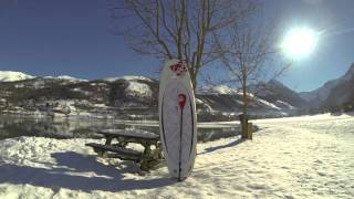 PADDLE SURF EN LA NIEVE BY: Enjoy Sup School