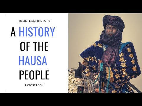 A History of the Hausa people