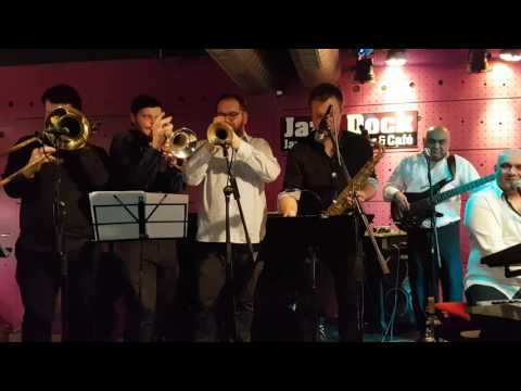 Milan Kroka Live Band Jazz Dock Praha