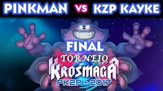 Hora da Grande Final do Torneio de Krosmaga PK2P 2017! Por ser uma partida especial, teremos uma MD3 entre os finalistas Pinkman e o KZP Kayke, ambos utilizando seus caóticos decks Ecaflips em batalhas emocionantes, em busca do título de vencedor!►Série Torneio de Krosmaga 2017: https://goo.gl/qysXfP►Série de Krosmaga (dicas): https://goo.gl/nTTbgT*Obrigado Wildney pelo Título Gráfico do Torneio =D► Link para Download e Cadastro Gratuito do jogo Krosmaga:https://goo.gl/UTljC4 (atualmente em OPEN beta)REGRAS DO TORNEIO: https://drive.google.com/open?id=0B-39vfdQu7ZENU16X1Y0WFQtNjA► Página do Facebook: http://goo.gl/ufS0X► Me siga no Twitter: https://twitter.com/LukanPeixe► Nosso Grupo na Steam: https://steamcommunity.com/groups/presskeytoplayoficial►Perguntas Frequentes sobre o Canal: https://goo.gl/Fsv4Xw►Programação e Planos do Canal: https://goo.gl/GvVm4f► Meu canal de músicas: https://www.youtube.com/user/lukanpeixe► Blog PK2P: http://presskeytoplay.blogspot.com.br/CAMPEONATO NÃO OFICIAL ■■■■■■■■■■Se quiser ajudar, compartilhe este vídeo! Grande Final! xXPinkimanXx VS KZPKayke! ► Torneio Krosmaga PK2P 2017 #11Link do Vídeo: https://youtu.be/4cM6huDZ1VUObrigado!■■■■■■■■■■