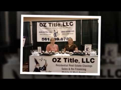 Title Companies West Palm Beach – OZ Title LLC (561) 666-9876