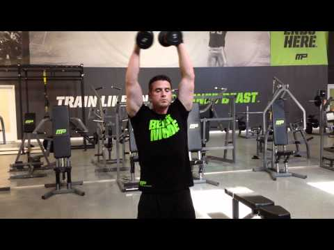 Full Lateral Raise