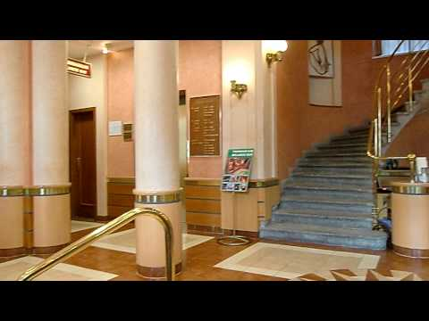 Hotel Jean de Carro recepce - Karlovy Vary