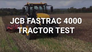 Video JCB Fastrac 4000 tractor test MP3, 3GP, MP4, WEBM, AVI, FLV Juni 2017