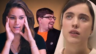 Nonton Catholics React To The Novitiate  2017  Trailer   Margaret Qualley  Melissa Leo Film Subtitle Indonesia Streaming Movie Download