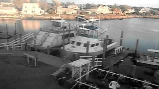 Southampton Marine Station Dock Webcam  October 17, 2015