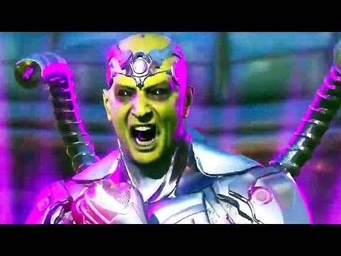 INJUSTICE 2 - Brainiac Gameplay (PS4, Xbox One)