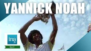 Yannick Noah remporte Roland Garros en 1983