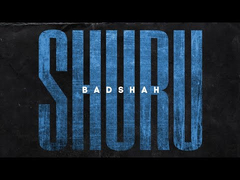 BADSHAH - SHURU (Official Music Video)   The Power of Dreams of a Kid
