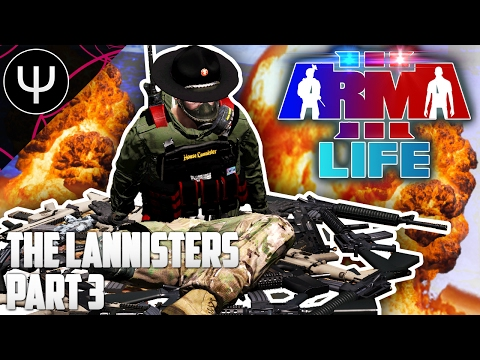 ARMA 3: Life Mod — The Lannisters — Part 3 — Deep Sea Diving! (видео)