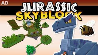 Minecraft Jurassic Park 02 | ISLAND EXPANSION