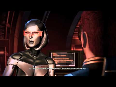 Best of EDI and Joker - Mass Effect 3 (видео)
