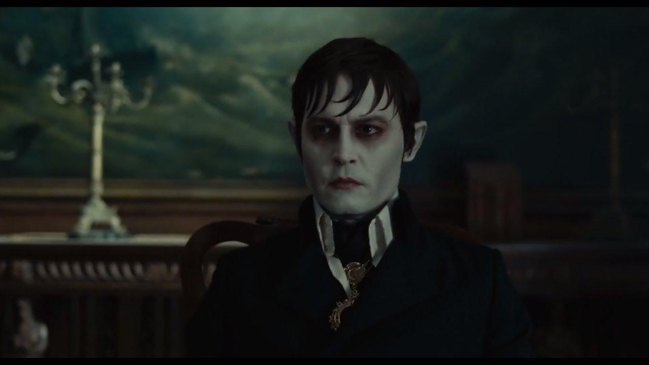 Movie Trailer:  Dark Shadows (2012)