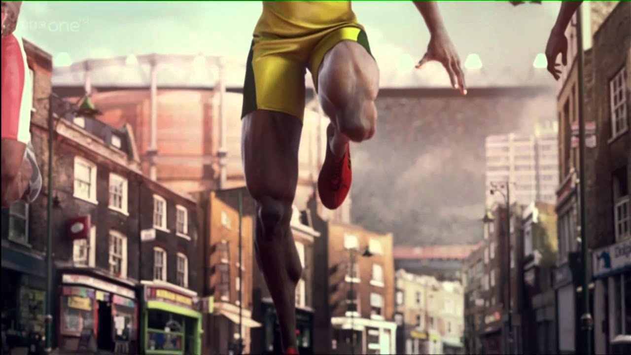BBC London 2012 Olympic Games advert (full length)