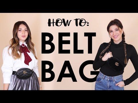 العرب اليوم - بالفيديو: أفكار متنوّعة لتنسيق حقيبة الخصر مع الإطلالات اليومية