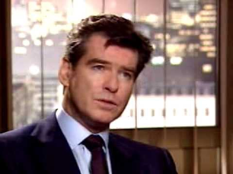 Die Another Day: Press Conference Interview: Pierce Brosnan (2002)