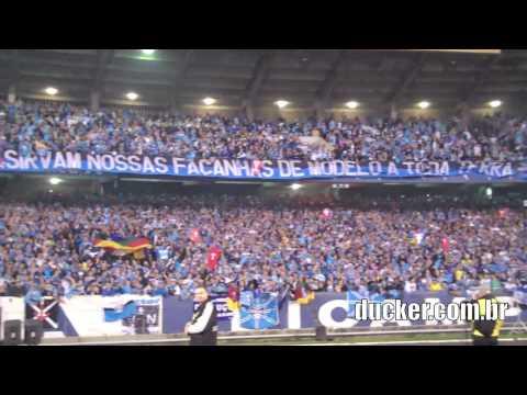 Grêmio x Cruzeiro Geral (Libertadores 2009) - Geral do Grêmio - Grêmio