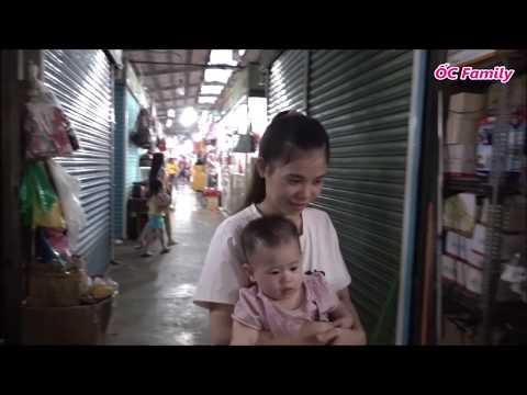 Mẹ dẫn ỐC cùng đi chợ Vũng Tàu nè