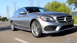 2015 Mercedes-Benz C Class Review - Kelley Blue Book