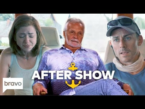 Chandler Brooks Is Fired And Caroline Bedol Quits   Below Deck After Show (S6 Ep9)