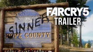 Far Cry 5 Announcement Trailer - Far Cry 5 is coming baby :D ►Subscribe For More :D - https://goo.gl/MWAMai ►How I record my gameplay: http://e.lga.to/GameRi...