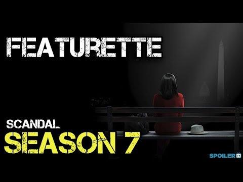 """Scandal Season 7 """"Final Episodes"""" Featurette"""