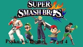 Some matches before Corrin & Bayonetta come out with comm.