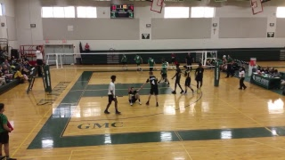 SJHS vs. SBHS Volleyball Match 4/3/19