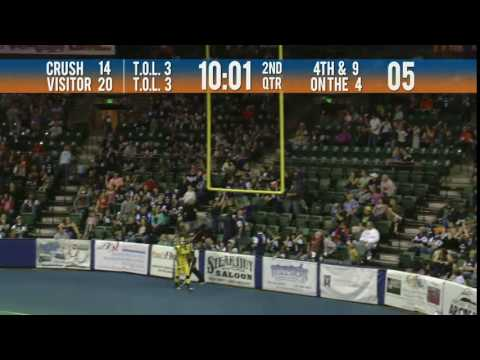 IFL Record Tying 62 Yard Field Goal