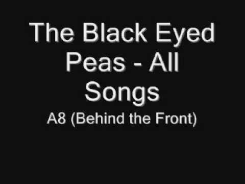 13. The Black Eyed Peas – A8