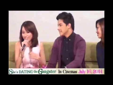 She's Dating The Gangster Presscon 2