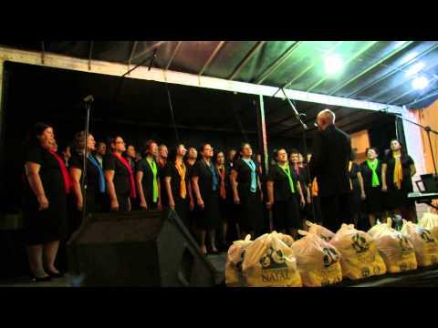Coral ADVIR em Cumaru 2014 (Cantada de Natal)