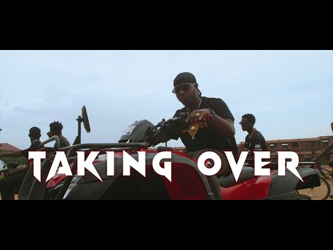Flowking Stone x Kunta Kinte - Taking Over (Official Video)