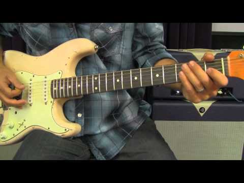 Jimi Hendrix – Hey Joe – Guitar Lesson