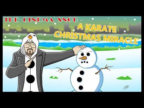 A Karate Christmas Miracle - The Cinema Snob