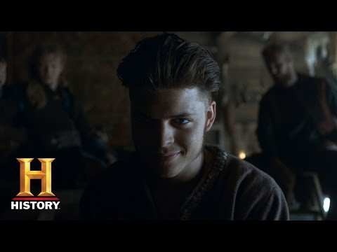Vikings: Ivar Declares War on The Whole World - Sneak Peek (Season 4, Episode 17) | History