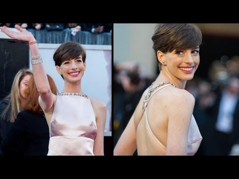 Anne Hathaway Could Have Avoided Her Oscars Wardro