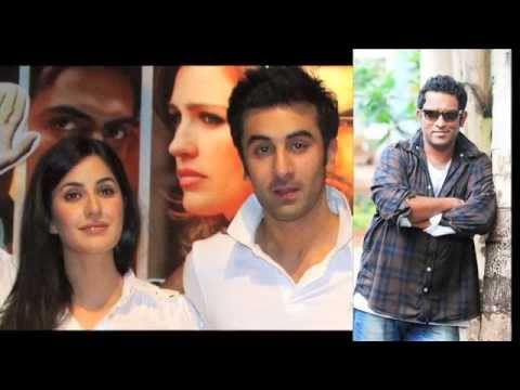 Is Katrina fed up of Anurag Basu?